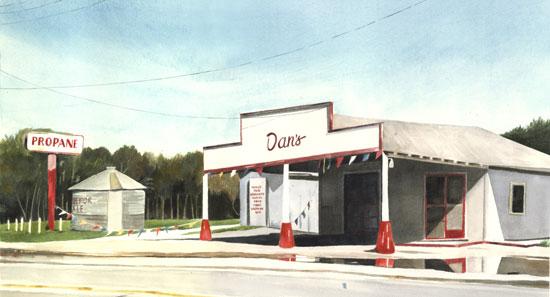 Texas Dan's