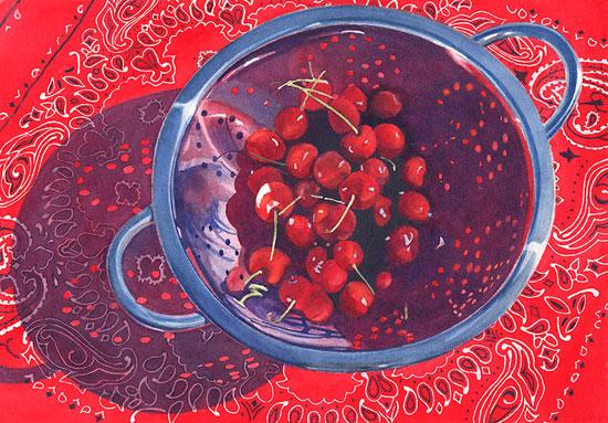 A Bowlful of Cherries
