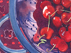 A Bowlful of Cherries